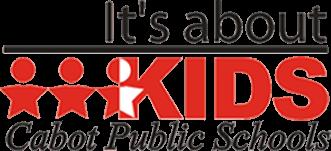 It's about Kids - Cabot Public Schools logo